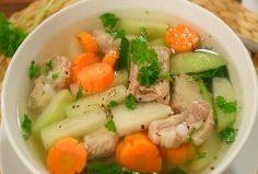 Những món canh dễ nấu nhất cho bữa ăn ngon miệng
