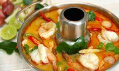 Cách làm món Tom yum goong, Thái Lan