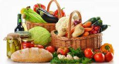 Các loại rau củ quả tốt cho cơ thể