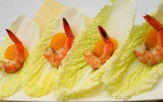 Tổng hợp cách nấu món Salad Cải thảo với tôm cực nhanh