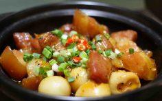 Tổng hợp cách nấu món thịt kho tàu cực chuẩn vị