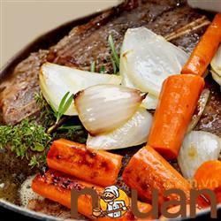 Bếp nướng khoai tây nghiền KGora
