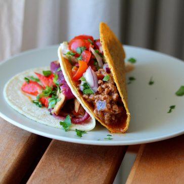 Thịt Taco